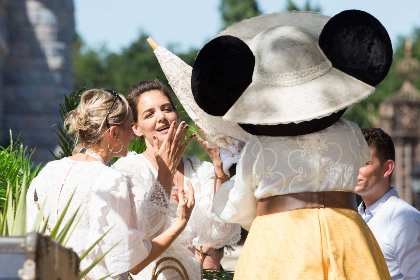 Katie Holmes 2019 : Katie Holmes- Jungle Book Jive Photocall at The Lion King Festival Event-20