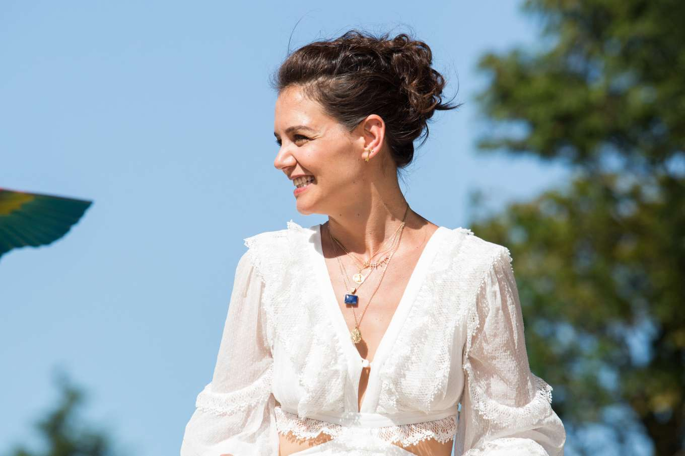 Katie Holmes 2019 : Katie Holmes- Jungle Book Jive Photocall at The Lion King Festival Event-21