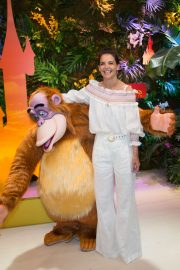 Katie Holmes - 'Jungle Book Jive' Photocall at The Lion King Festival Event in Paris