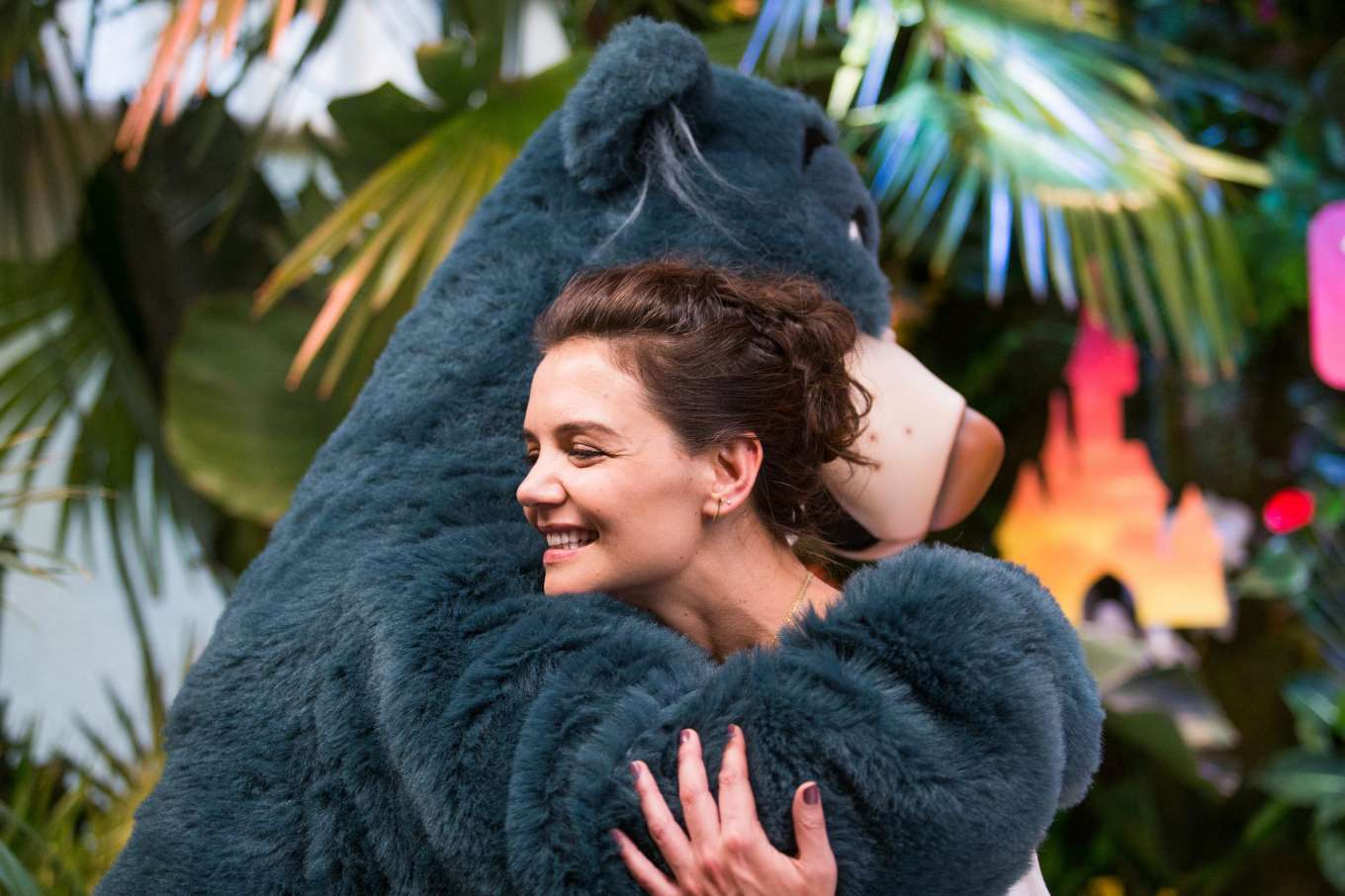 Katie Holmes 2019 : Katie Holmes- Jungle Book Jive Photocall at The Lion King Festival Event-25