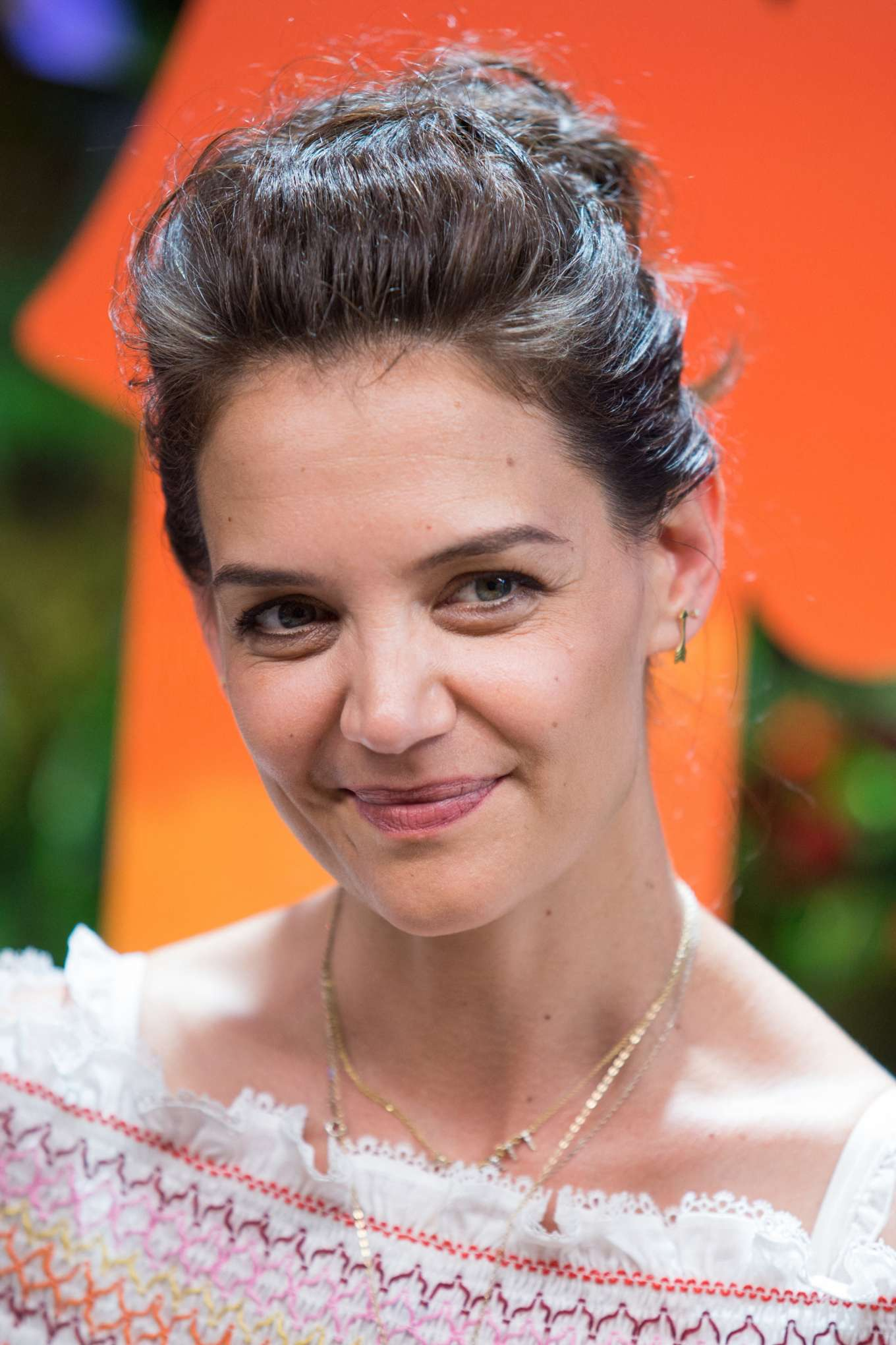 Katie Holmes 2019 : Katie Holmes- Jungle Book Jive Photocall at The Lion King Festival Event-27