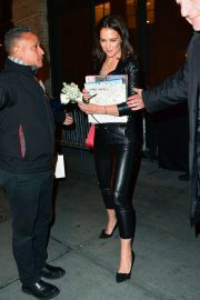 Katie Holmes - Leaving the Chanel Dinner in NYC