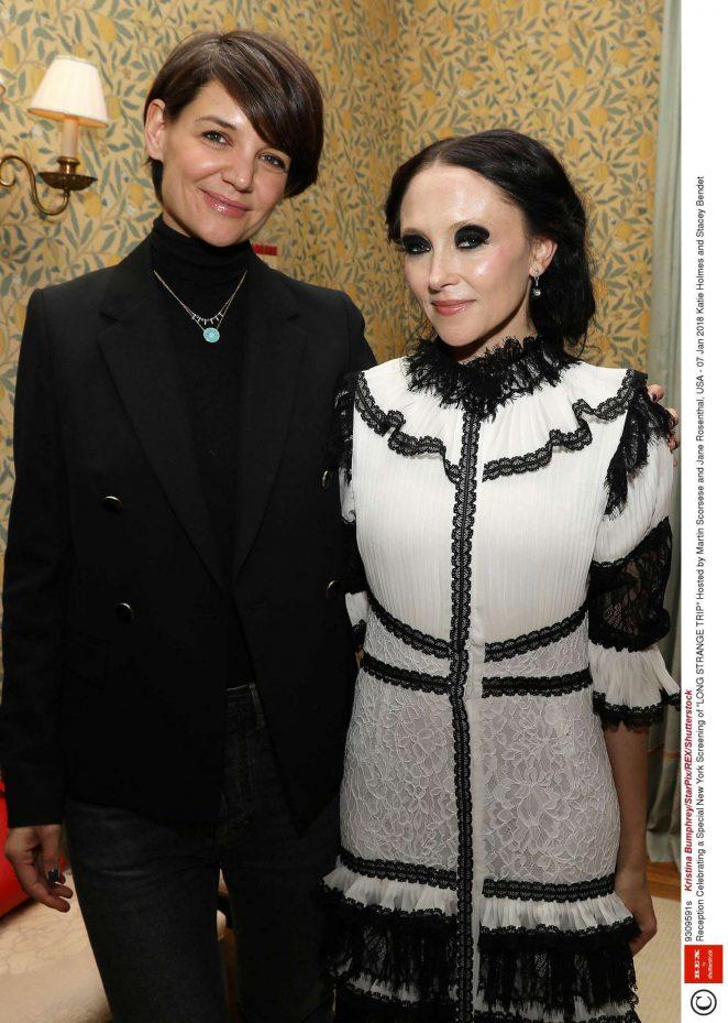 Katie Holmes – 'Long Strange Trip' Special Screening in New York