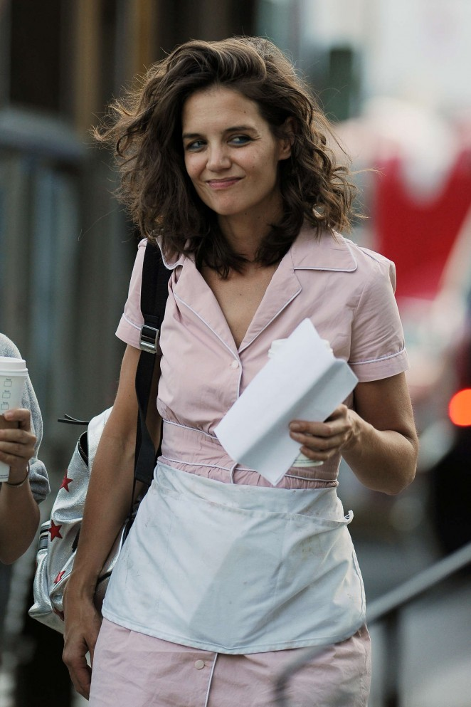 Katie Holmes: On All We Had set -11