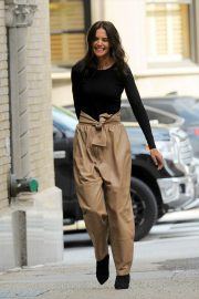Katie Holmes - Out and about in NYC