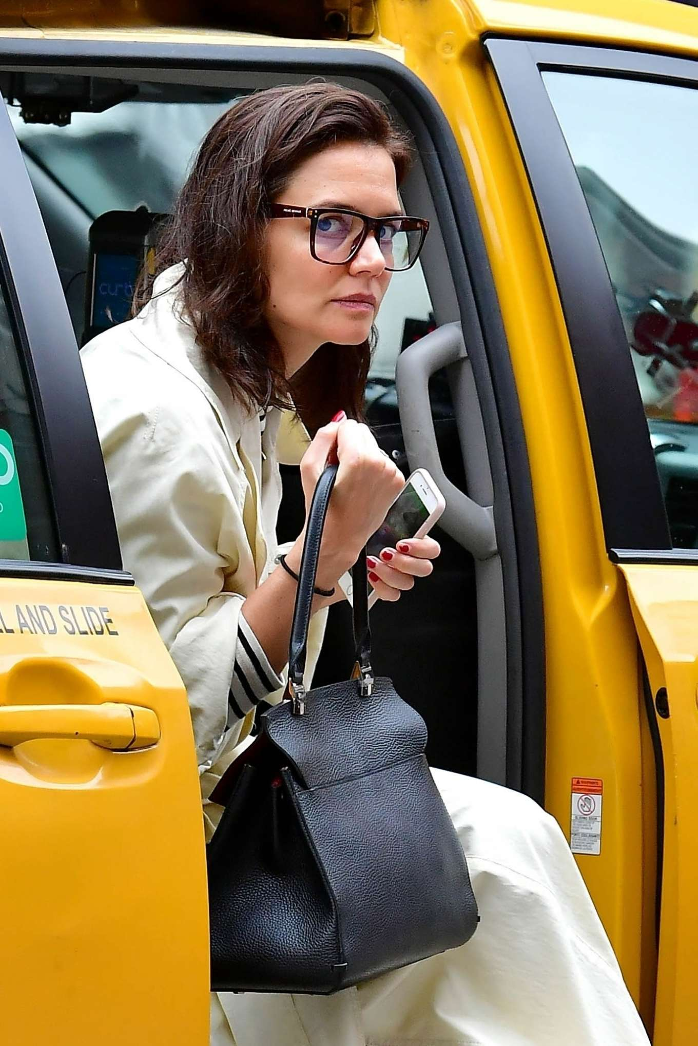Katie Holmes 2019 : Katie Holmes: Out in New York -06