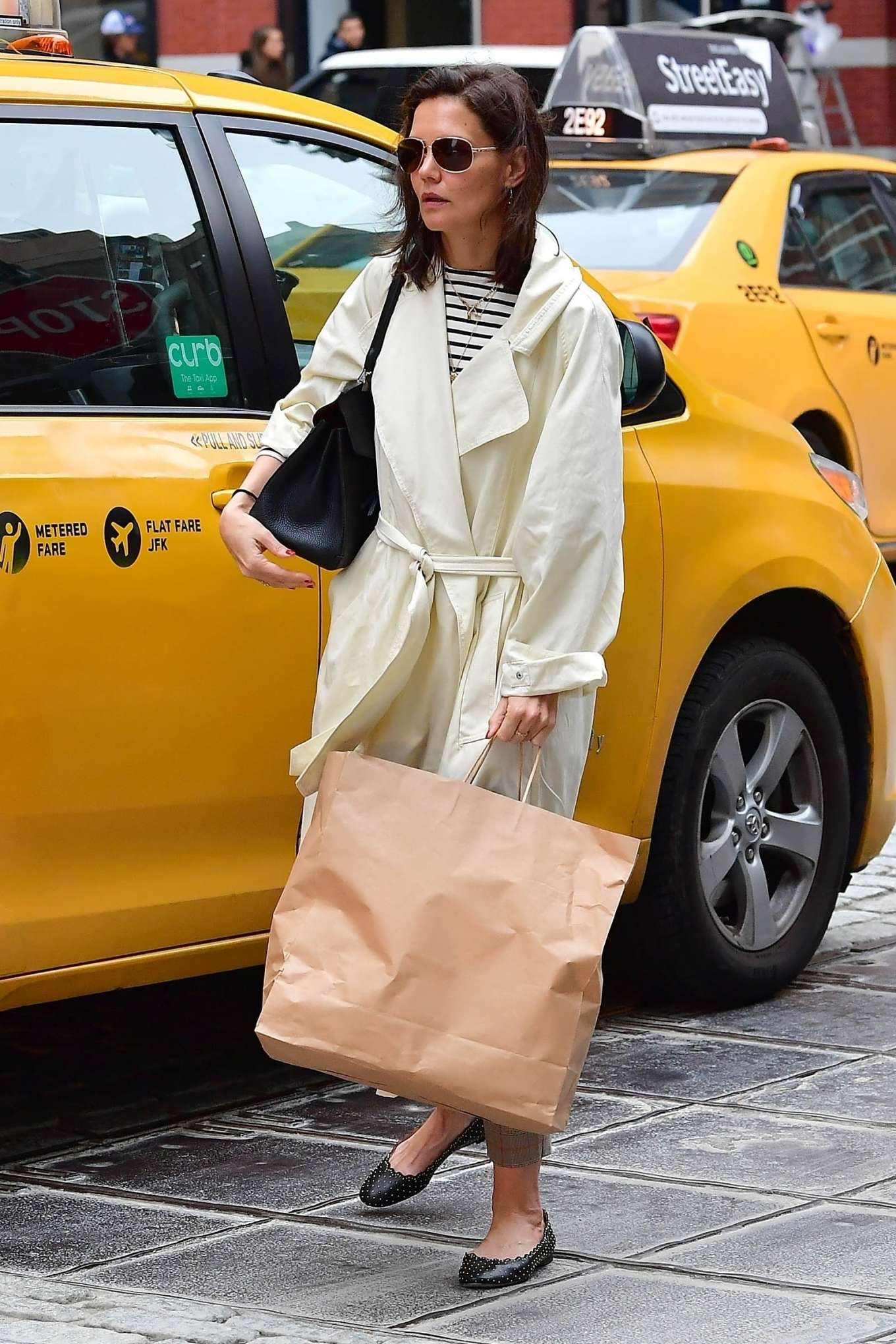 Katie Holmes 2019 : Katie Holmes: Out in New York -07