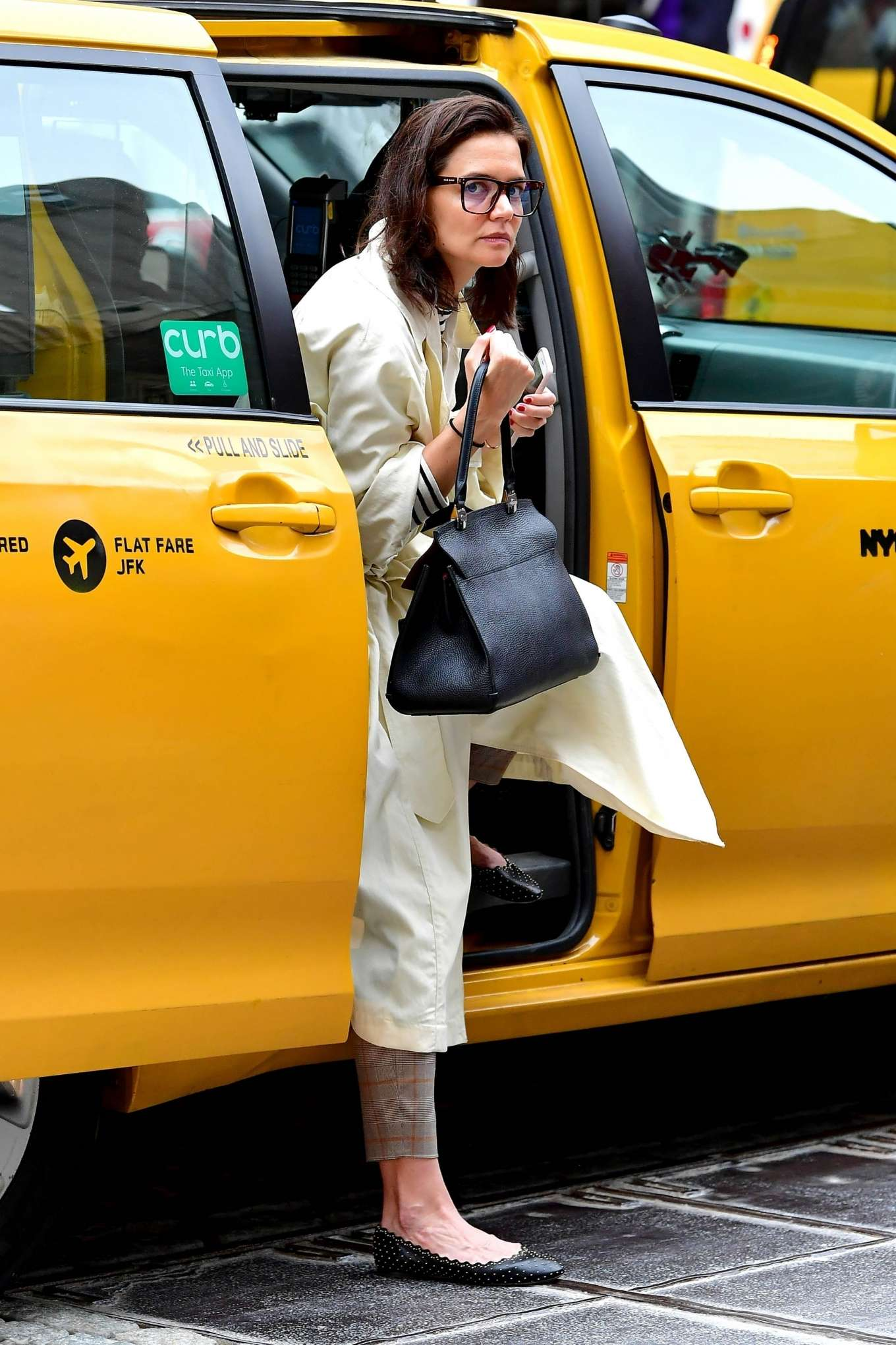 Katie Holmes 2019 : Katie Holmes: Out in New York -10