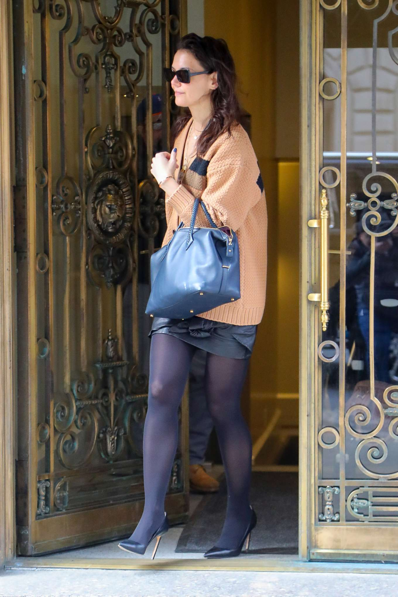 Katie Holmes 2020 : Katie Holmes – out in NYC-04