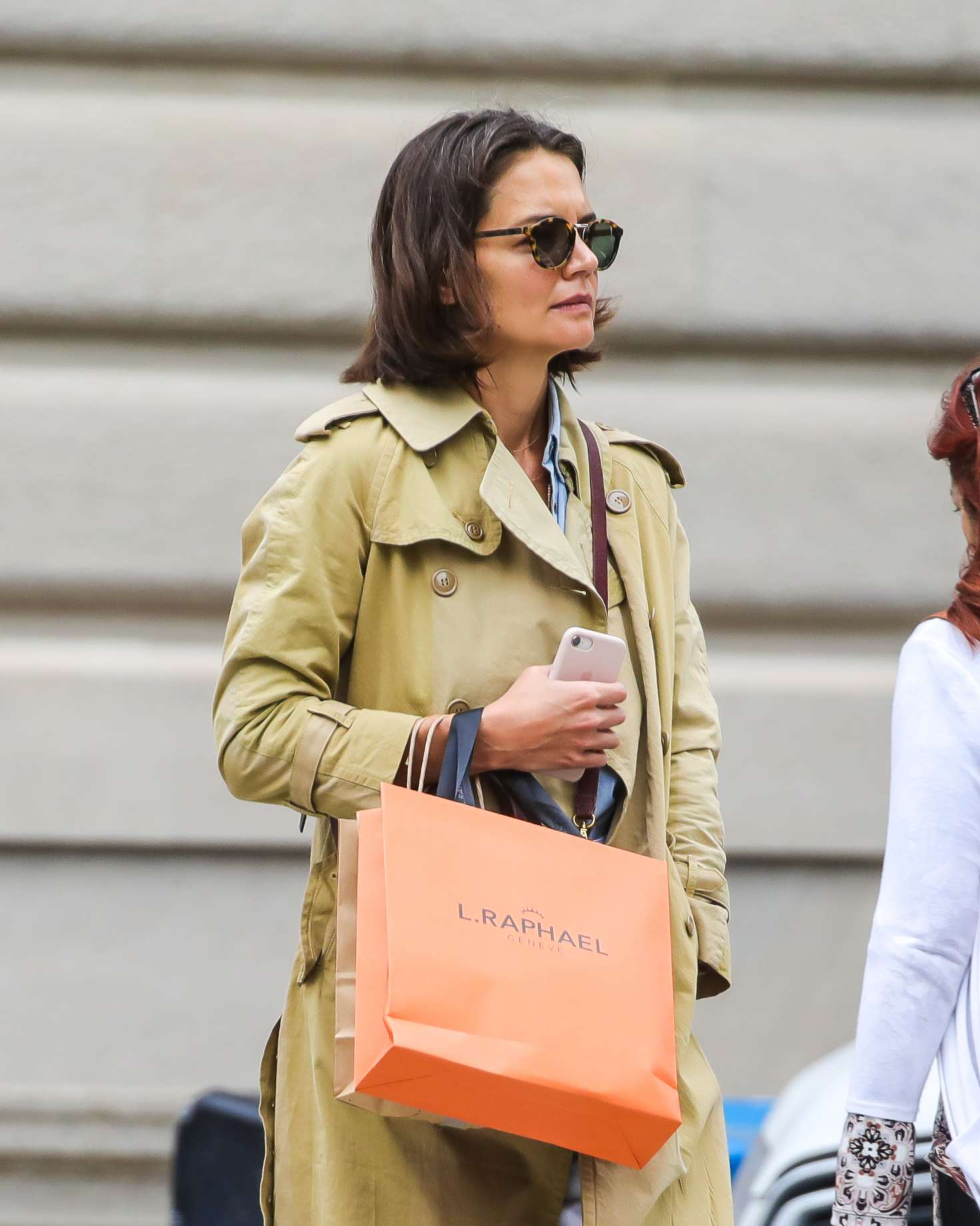 Katie Holmes 2018 : Katie Holmes: Out on Madison Avenue -04