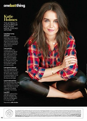 Katie Holmes - People Magazine (February 2016)