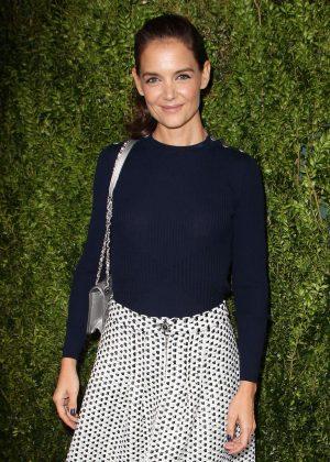 Katie Holmes - The Tribeca Chanel Women's Filmmaker Program Luncheon in NY