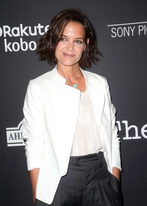 Katie Holmes - 'The Wife' Premiere in Los Angeles