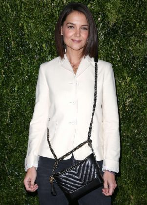 Katie Holmes - Through Her Lens The Tribeca Chanel Women's Filmmaker Program Celebration in NY