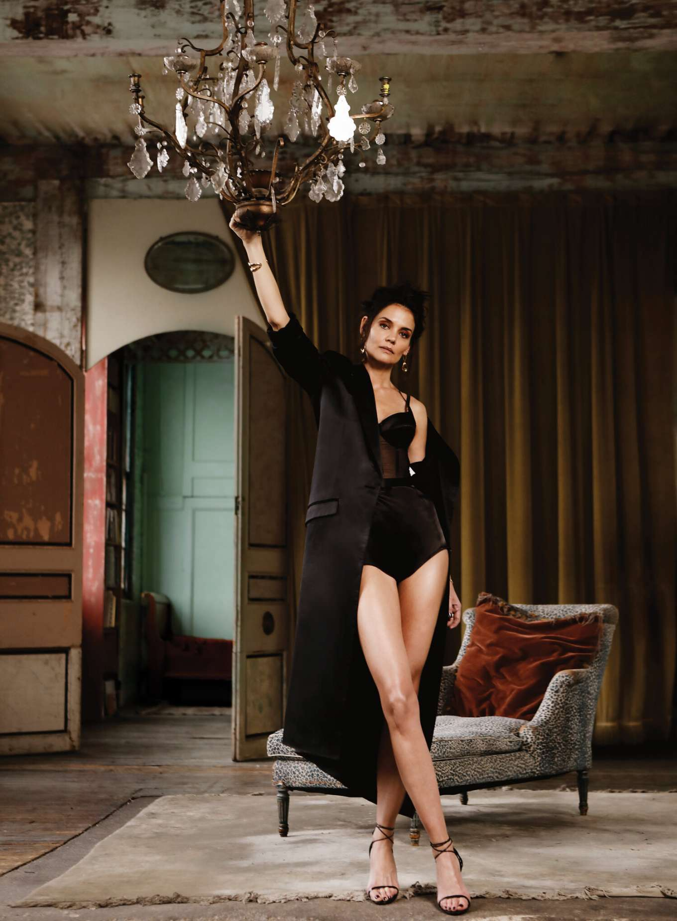Katie Holmes - William Lords for Flaunt Magazine 2020