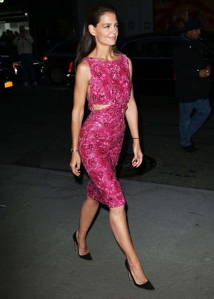 """Katie Holmes - """"Woman In Gold"""" Premiere in NYC"""