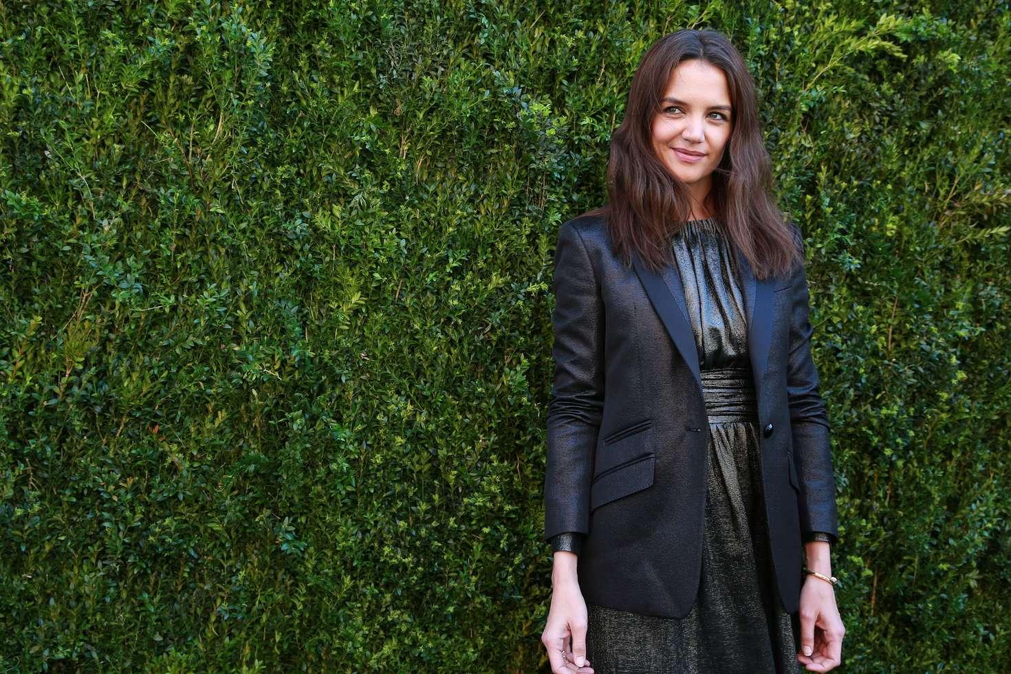 Katie Holmes 2016 : Katie Holmes: Women Filmmakers Luncheon at Tribeca Film Festival 2016 -01