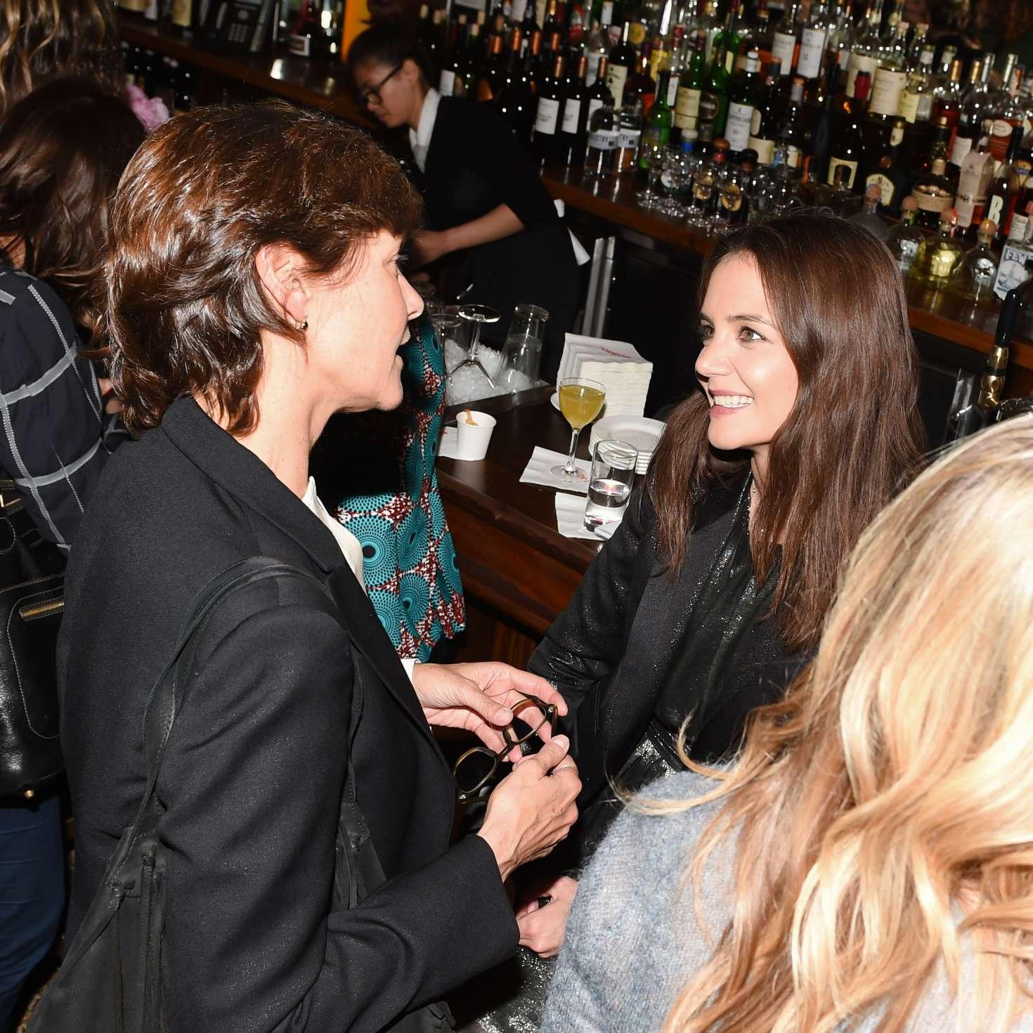 Katie Holmes 2016 : Katie Holmes: Women Filmmakers Luncheon at Tribeca Film Festival 2016 -06
