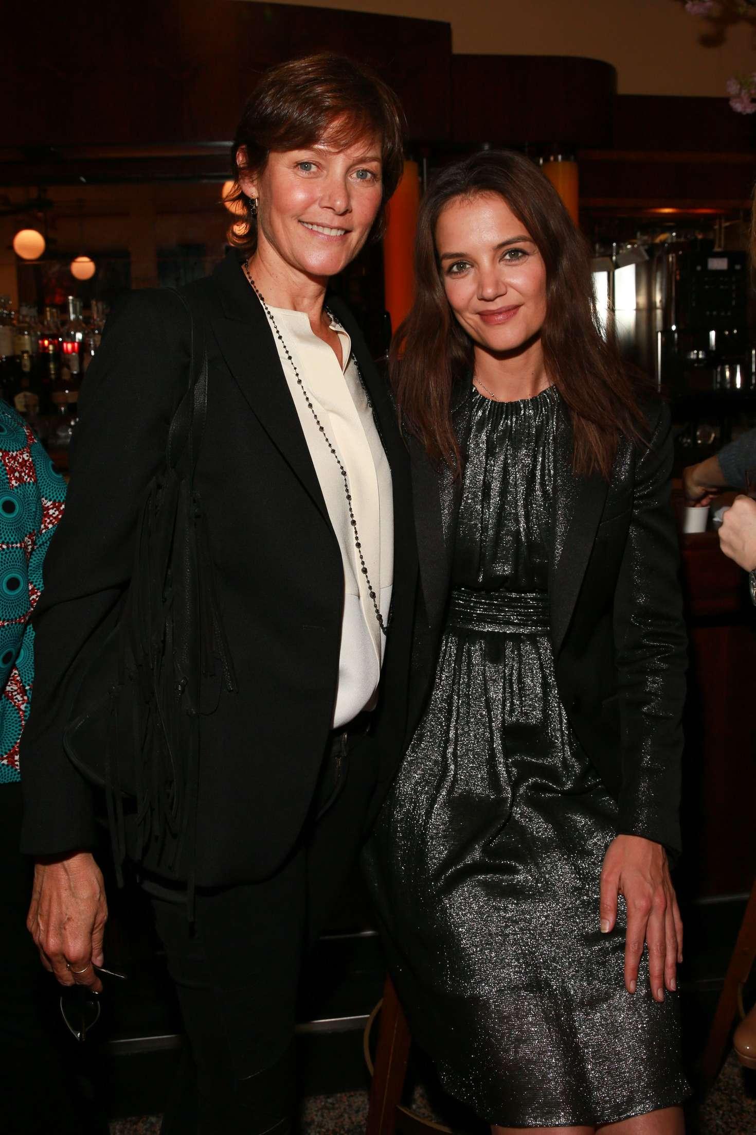Katie Holmes 2016 : Katie Holmes: Women Filmmakers Luncheon at Tribeca Film Festival 2016 -11