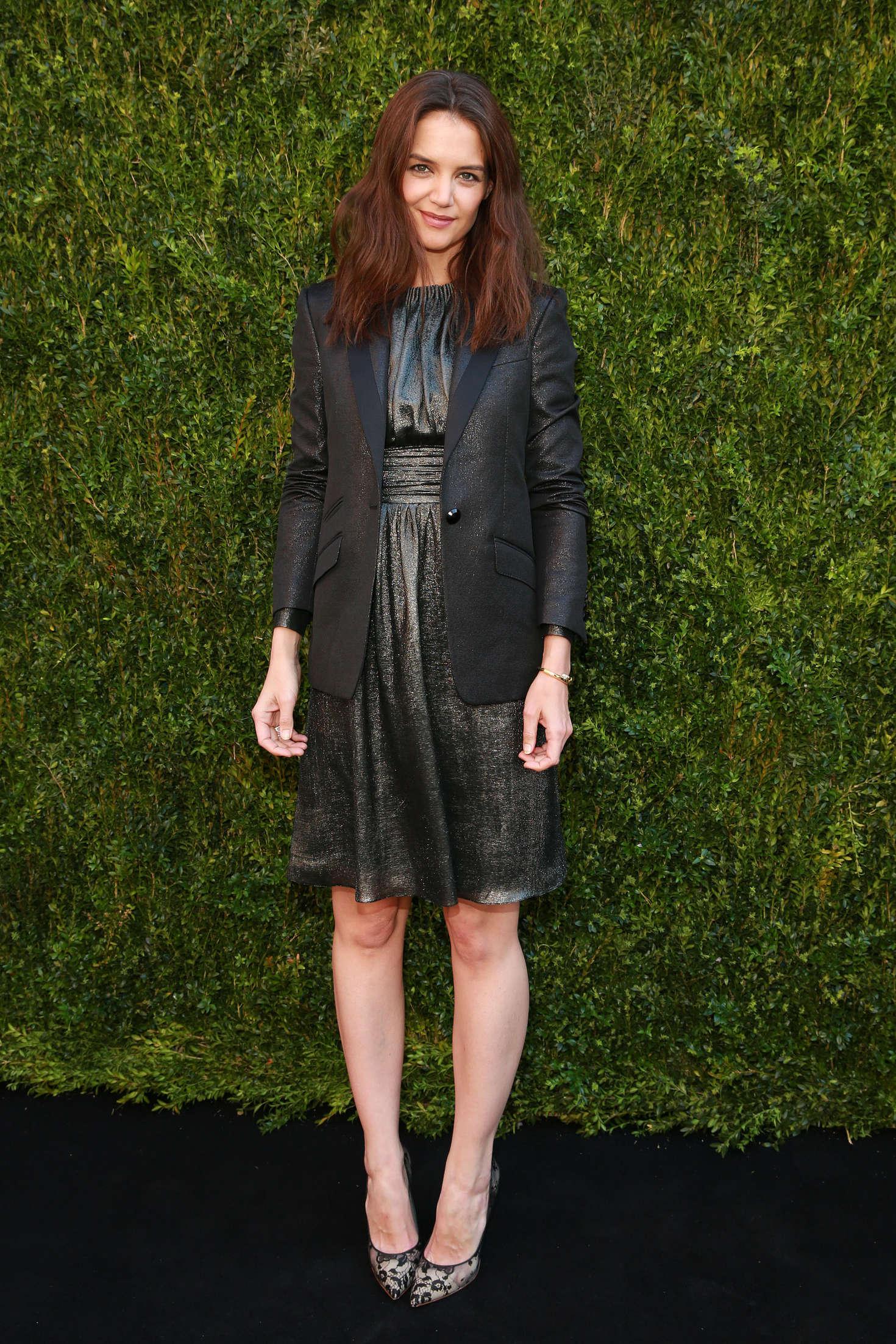 Katie Holmes 2016 : Katie Holmes: Women Filmmakers Luncheon at Tribeca Film Festival 2016 -18