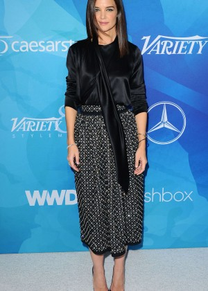 Katie Holmes - WWD And Variety's Stylemakers Event in Culver City