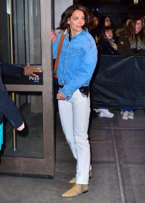Katie Holmes - Z100's Jingle Ball In New York