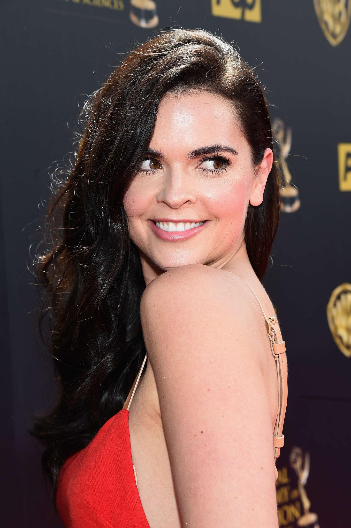 Katie Lee: 2015 Daytime Emmy Awards -01   GotCeleb