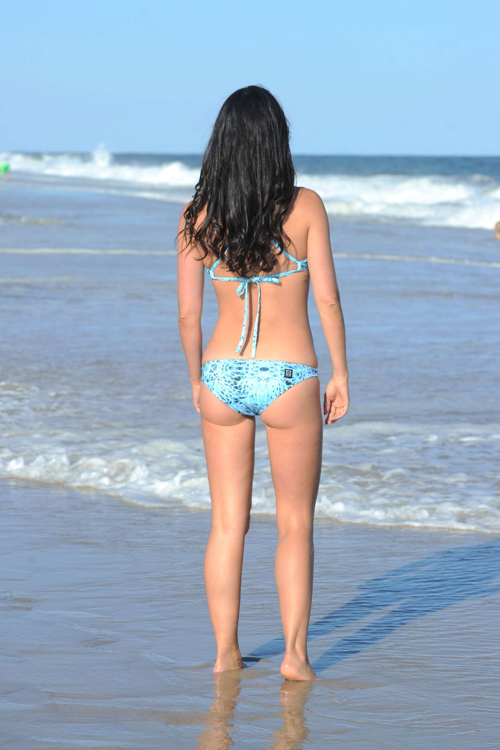 image Candid beach bikini butt ass west michigan booty 2 hotties