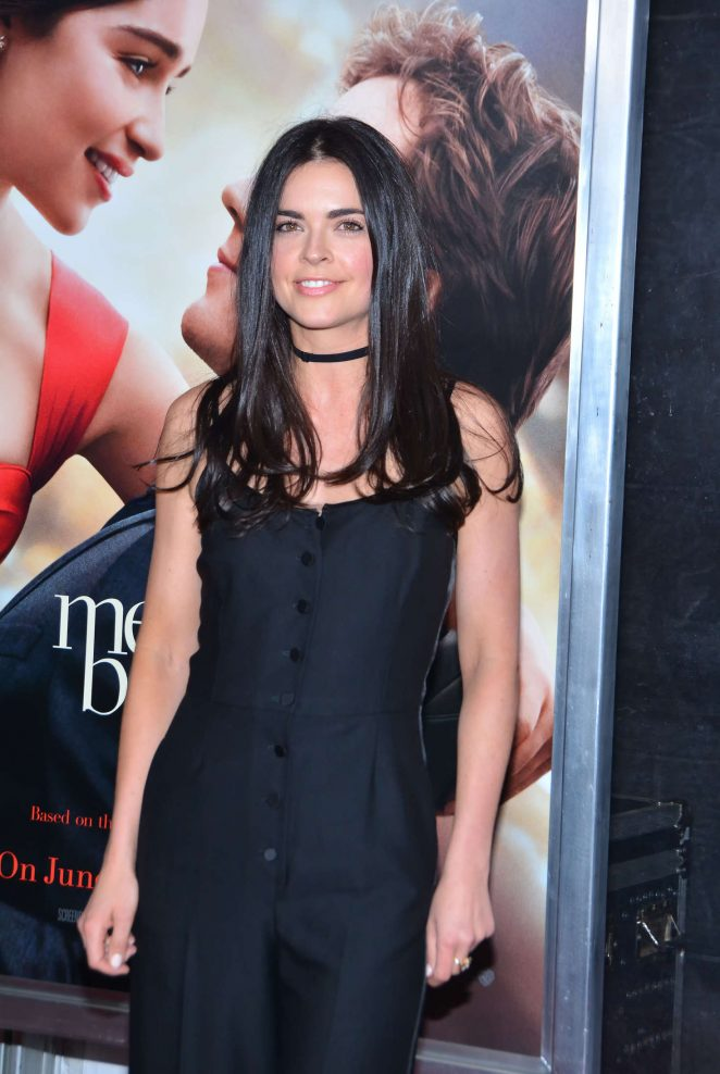 Katie Lee - 'Me Before You' Premiere in New York