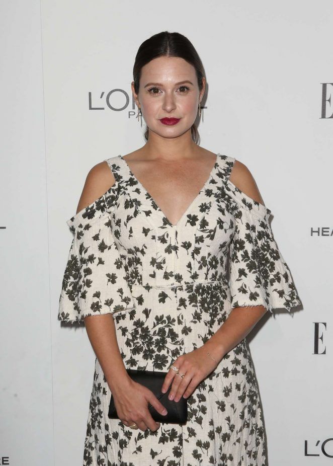 Katie Lowes - 2016 ELLE Women in Hollywood Awards in Los Angeles