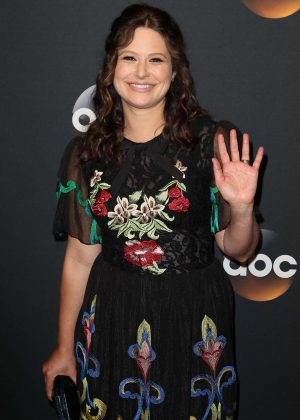 Katie Lowes - 2017 ABC Upfront Presentation in New York