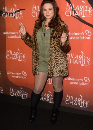 Katie Lowes - 5th Annual Hilarity for Charity Variety Show in Hollywood