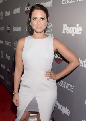 Katie Lowes - ABC's TGIT line-up Celebration in West Hollywood