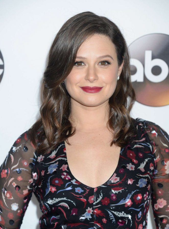 Katie Lowes - Disney ABC Television Hosts TCA Winter Press Tour 2017 in Pasadena