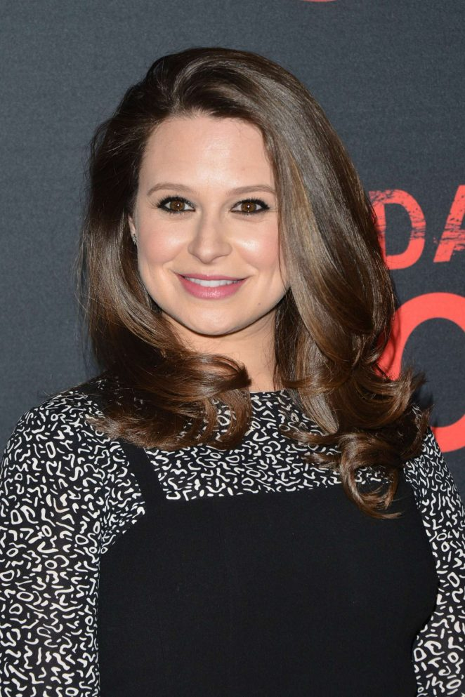 Katie Lowes - 'Scandal' 100th Episode Celebration in WeHo