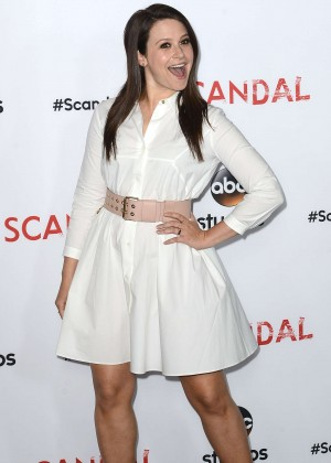 Katie Lowes - Scandal ATAS Event in Los Angeles