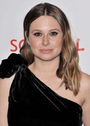 Katie Lowes - The Actors Fund's 'Scandal' Finale Live Stage Reading in Hollywood