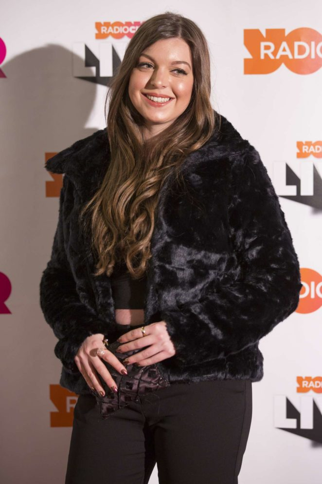 Katie Lyon - Radio City Christmas Live 2017 Gig in Liverpool