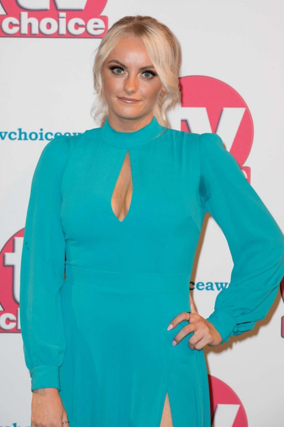Katie McGlynn - 2019 TV Choice Awards in London