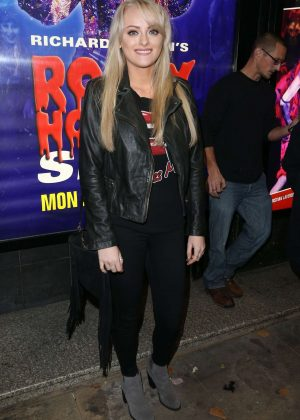 Katie Mcglynn at Rocky Horror Picture Show in Manchester