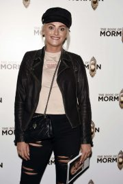 Katie McGlynn - The Book of Mormon Press Night in Manchester