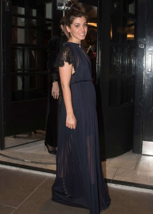 Katie Melua - Gift Of Life Foundation Russian New Year Party in London