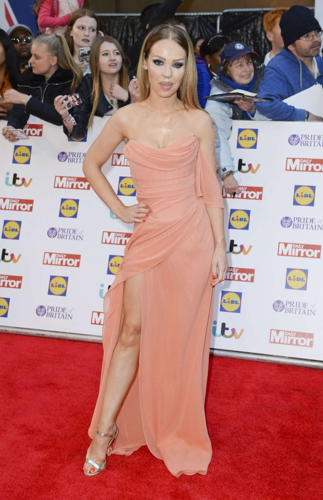 Katie Piper: 2015 Pride of Britain Awards -02