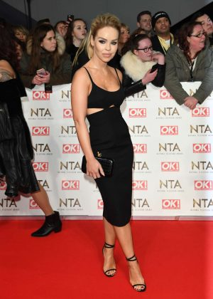 Katie Piper - 2017 National Television Awards in London