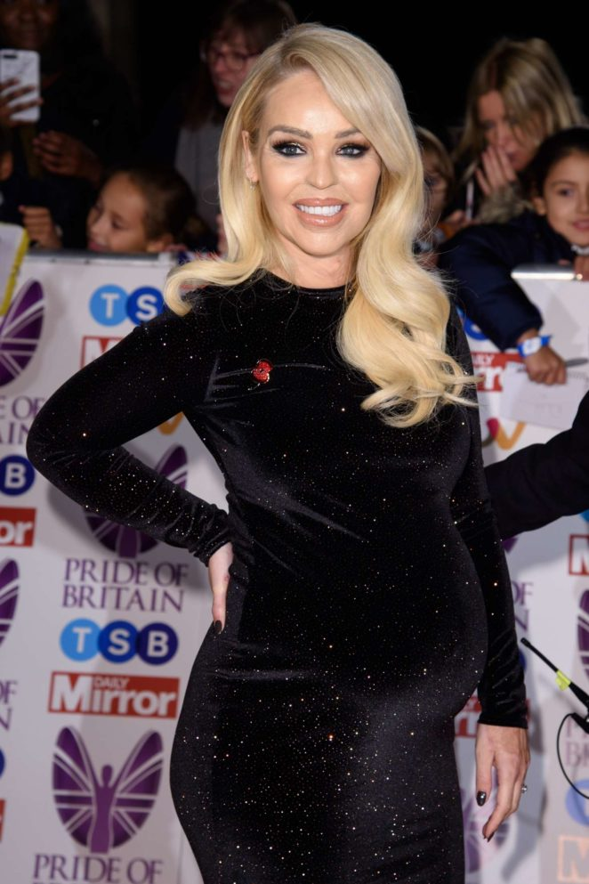 Katie Piper - 2017 Pride Of Britain Awards in London