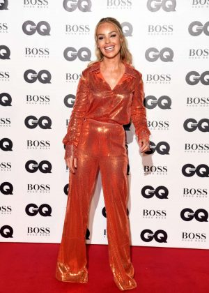 Katie Piper - 2018 GQ Men of the Year Awards in London