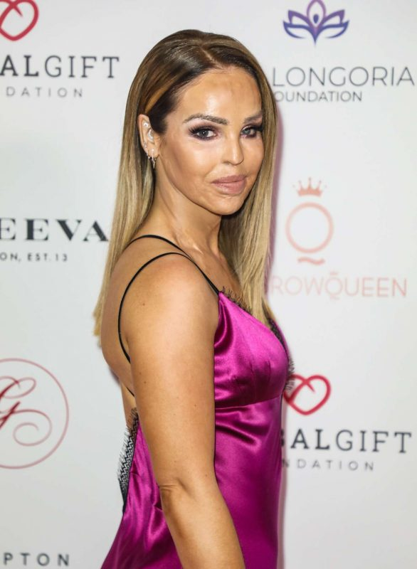 Katie Piper - 2019 Global Gift Gala at Kimpton Fitzroy in London