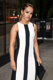 Katie Piper - Arrives at ITV Summer Party 2019 in London