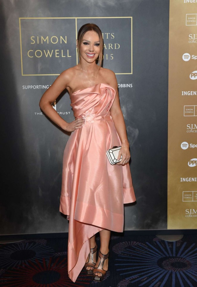 Katie Piper - Music Industry Trust Awards 2015 in London