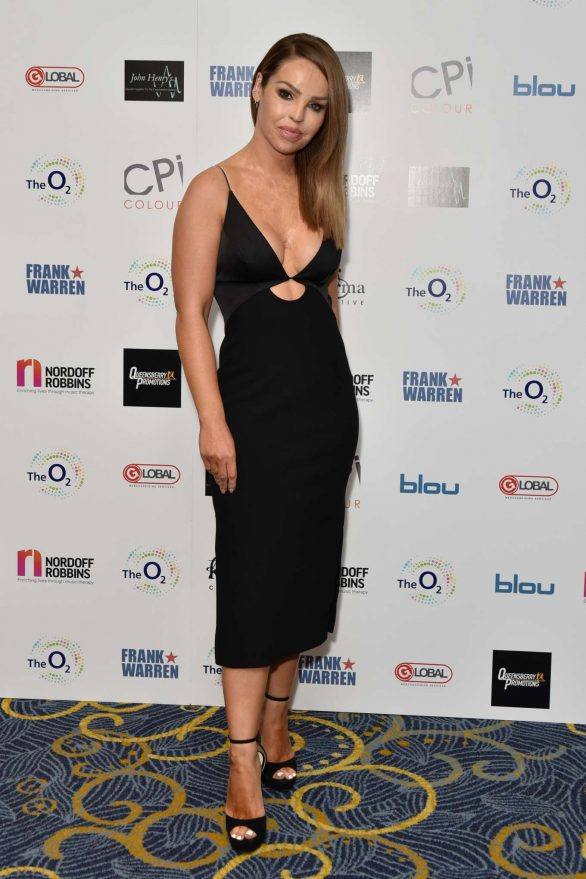 Katie Piper - Nordoff Robbins Boxing Dinner in London
